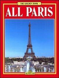 The Golden Book: All Paris by Giovanna Magi
