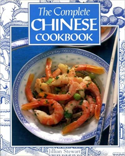 1170665 The Complete Chinese Cookbook books secondhand booksnbobs bookstore malaysia