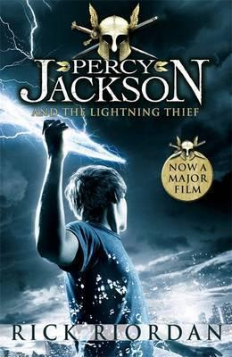 Percy Jackson & the Lightning Thief by Rick Riordan
