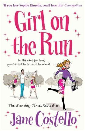 Girl on the Run by Jane Costello