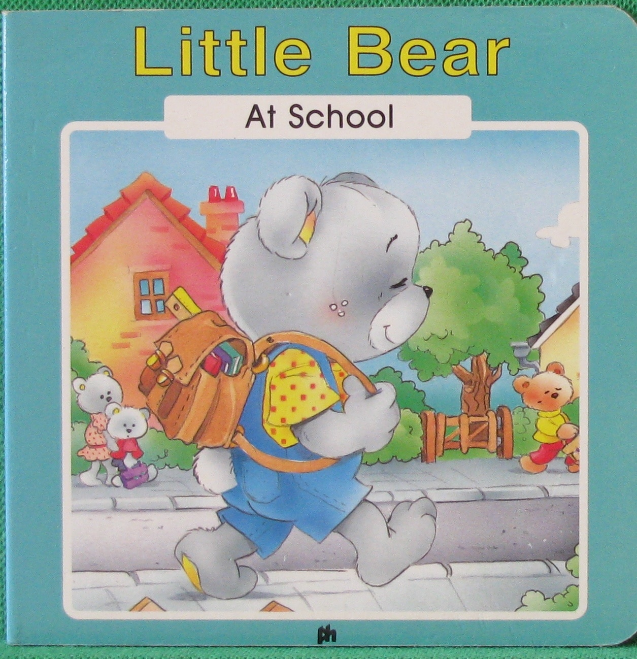 1188042 Little Bear at School books secondhand booksnbobs bookstore malaysia