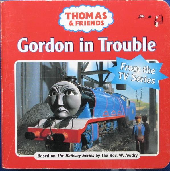 1188066 Gordon in Trouble books secondhand booksnbobs bookstore malaysia