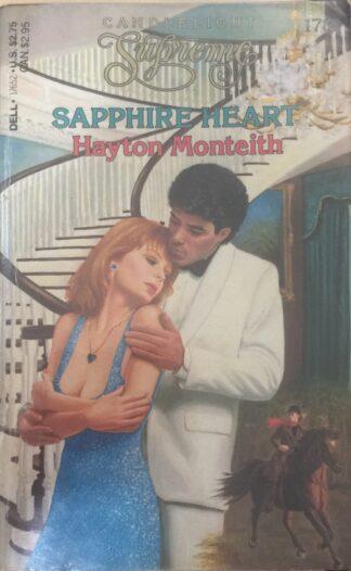 Sapphire Heart by Hayton Monteith