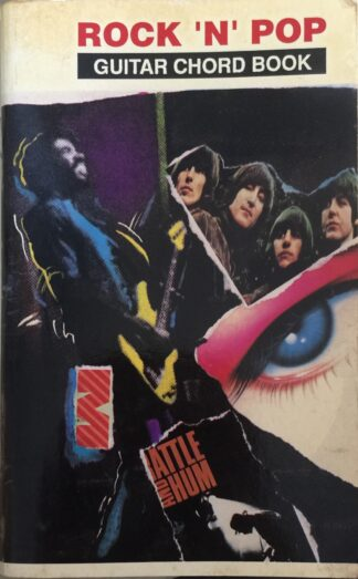 Rock N Pop Guitar Chord Book
