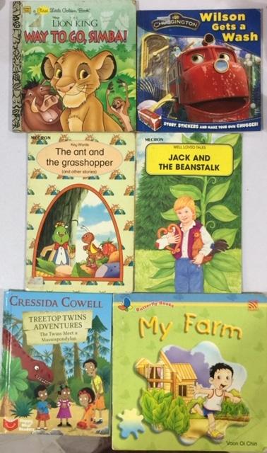 Children's Book Bundle 13