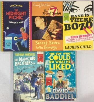 Children's Book Bundle 8