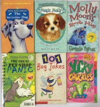 Children's Book Bundle 7