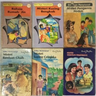 Malay Books Bundle 3