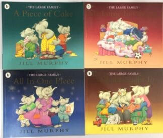 The Large Family Bundle by Jill Murphy
