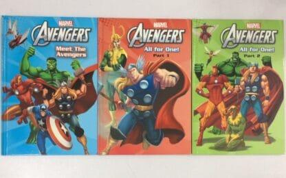 Marvel Avengers Bundle