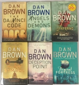 Dan Brown Bundle (Six-book set) by Dan Brown