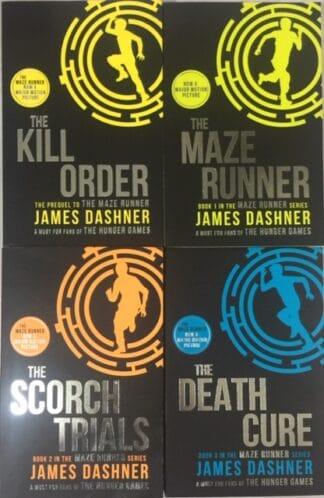 The Maze Runner Quartet by James Dashner