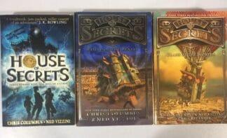 House of Secrets Trilogy by Chris Columbus, Ned Vizzini