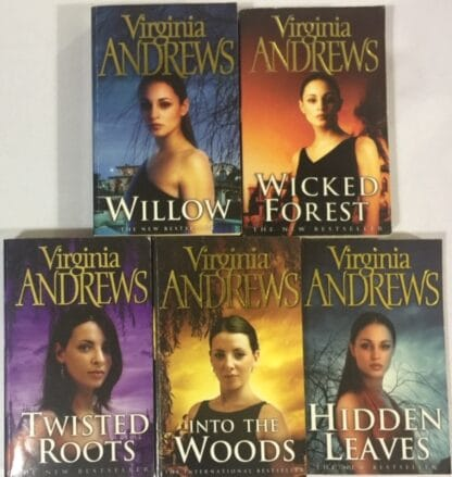 Willow Saga by Virginia Andrews