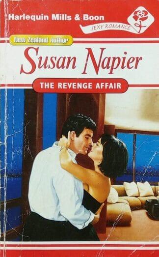 The Revenge Affair by Susan Napier