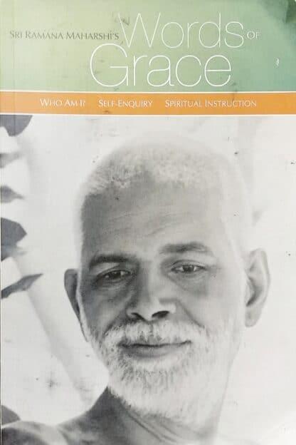 Words of Grace by Sri Ramana Maharshi