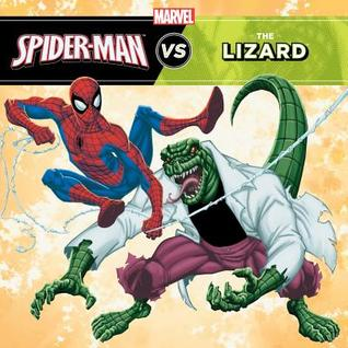 Marvel's The Amazing Spider-man VS The Lizard by Clarissa S. Wong