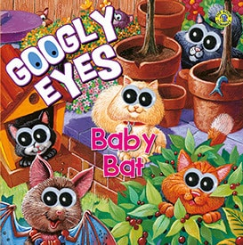Googly Eyes: Baby Bat by The Book Company
