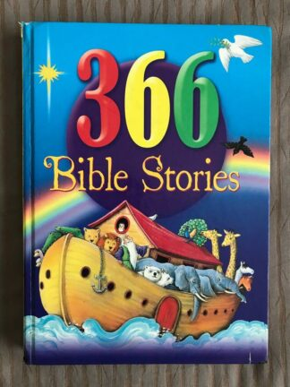 366 Bible Stories by Roberto Brunelli