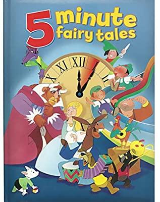 5 Minute Fairy Tales by Van Gool