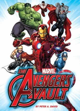 Marvel's The Avengers Vault by Peter A. David