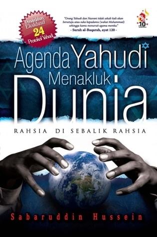 Agenda Yahudi Menakluk Dunia (Malay) by Sabaruddin Hussein