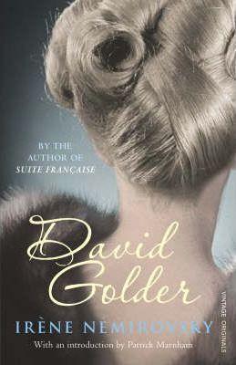 David Golder by Irène Némirovsky