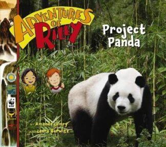 Adventures of Riley: Project Panda by Amanda Lumry