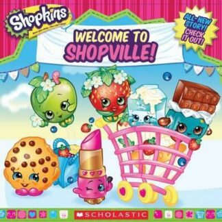 Shopkins: Welcome to Shopville by Jenne Simon