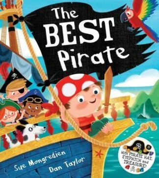 The Best Pirate by Sue Mongredien