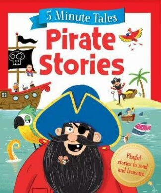 5 Minute Tales: Pirate Stories by Jenny Woods