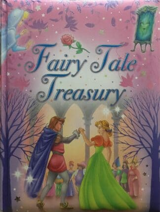 Fairy Tale Treasury by Various Authors