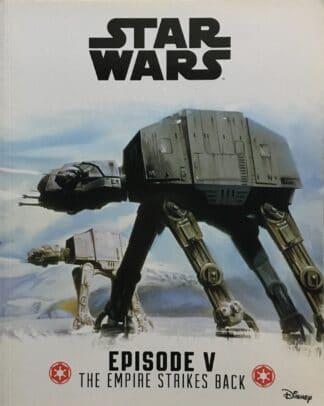 Star Wars Episode V: The Empire Strikes Back by Ryder Windham