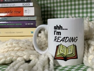 Bookish Mug - I'm Reading