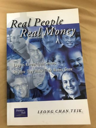 Real People, Real Money by Leong Chan Teik