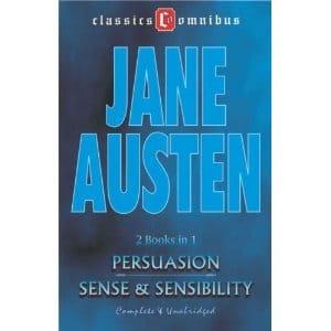Persuasion / Sense & Sensibility  (Classics Omnibus) by Jane Austen