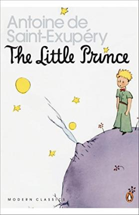 The Little Prince & Letter to a Hostage by Antoine de Saint-Exupery