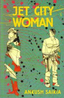 Jet City Woman by Ankush Saika