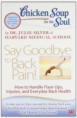 Chicken Soup for the Soul: Say Goodbye to Back Pain! by Dr Julie Silver