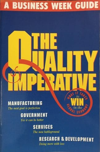 A Business Week Guide: The Quality Imperative by Cynthia Green