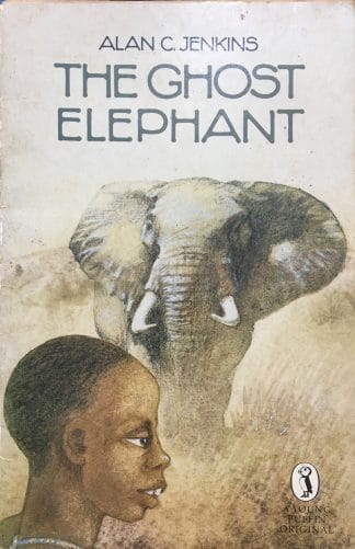 The Ghost Elephant (1981) by A.C. Jenkins