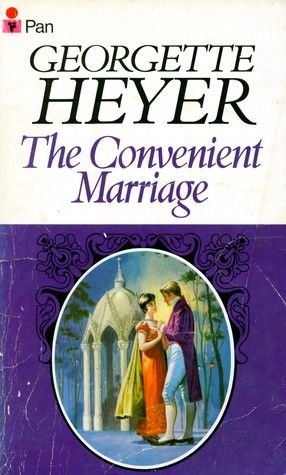 The Convenient Marriage (1971) by Georgette Heyer