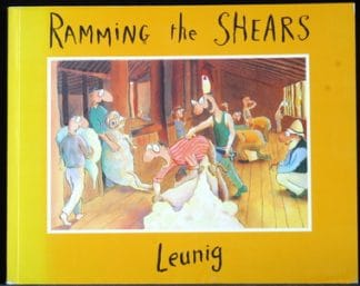 Ramming The Shears (1985) by Michael Leunig