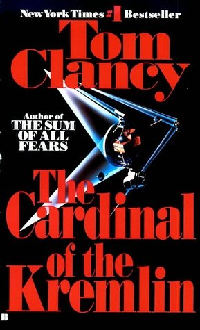 The Cardinal of the Kremlin (1989) by Clancy Tom