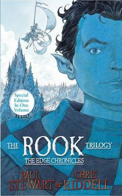 The Rook Trilogy (The Edge Chronicles) by Paul Stewart & Chris Riddell
