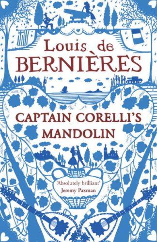 Captain Corelli's Mandolin by Louis de Bernieres