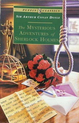 The Mysterious Adventures of Sherlock Holmes by Sir Arthur Conan Doyle
