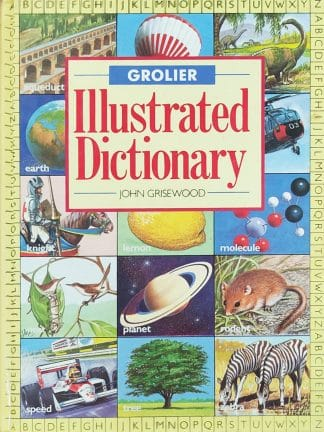 Illustrated Dictionary by John Grisewood
