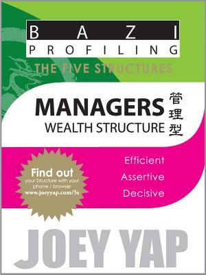 Bazi Profiling, The Five Structures: Managers by Joey Yap