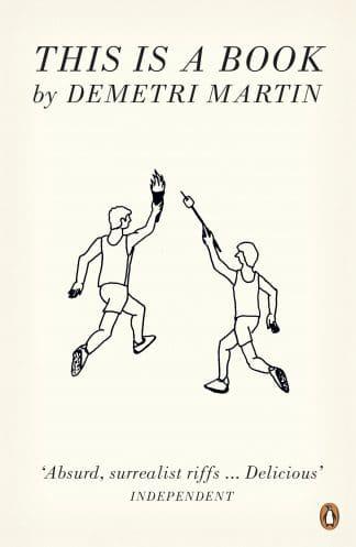 This is a Book by Demetri Martin